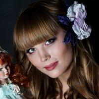 Куколка :: Татьяна Михайлова