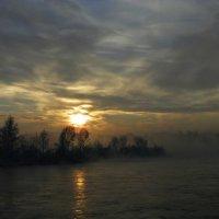 закат на Иртыше :: Наталья Бридигина