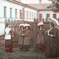 Гламур 1913 года (анаглиф) :: Александр Акилов