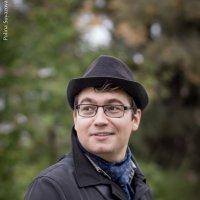 Журналист Григорий :: Полина Суязова