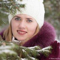 Зимушка-зима :: Maxim Beykov