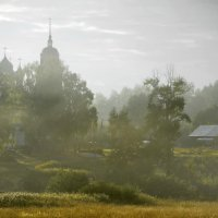 Утренний туман :: Михаил Смуров