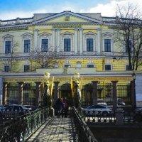 Банковский мост. :: Александр Яковлев
