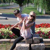 Не подходи ко мне, я обиделась... :: Anna Gornostayeva
