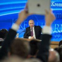 Бо-о-о-льшая пресс-конференция 2014 :: Светлана Яковлева