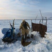 Амурская рыбалка. :: Поток