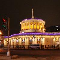 Вечерний город :: Вера Моисеева