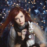 Всё новогодней и новогодней....)) :: Мария Сендерова