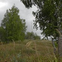 Пейзаж. :: Oleg4618 Шутченко