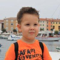Солнечный мальчик :: Дмитрий Дмитрий