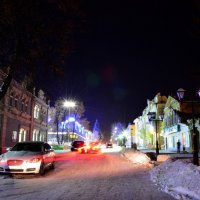 Ночной Чистополь :: Валерий Рыжов