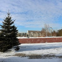 Зима в Караганде :: Светлана SvetNika17