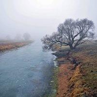Река текущая в никуда... :: Александр Бойко