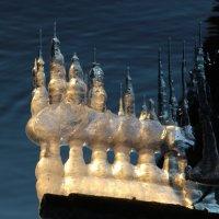 Ледяные чертоги Снежной Королевы :: Александр Велигура