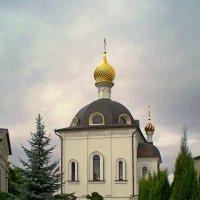 Церковь-часовня :: Сергей Карачин
