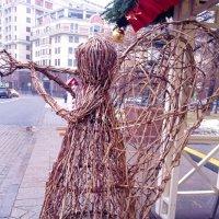 Ангел возвещающий наступление Рождества :: Galina194701