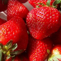 Лучшей ягодой на свете я клубнику назову :: Нина Корешкова