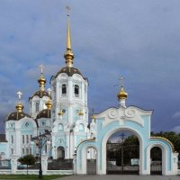 Храм святого священномученика Олександра. :: Oleg4618 Шутченко