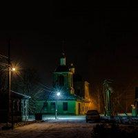 Троицкая церковь :: Анатолий Портнов