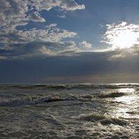 Морской пейзаж :: Фёдор Юдин