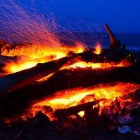огонь и море... :: Виталий Валерьев