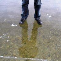Прозрачный лед :: Владимир KVN
