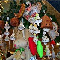 На Рождественской ярмарке. :: Валерия Комова