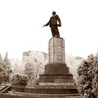 Ленин и иней :: Владимир Болдырев