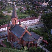 Тобольск. Церковь Святой троицы :: Марк