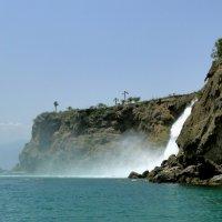 Водопад  Карпуз Калдаран :: Елена Шемякина