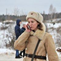 Звонок в прошлое :: Андрей Куприянов