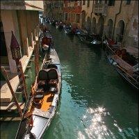 Каналы Венеции :: Юрий