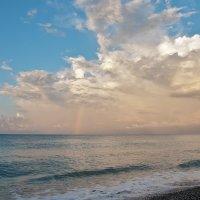 далекая радуга :: Galina