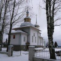 Церковь во имя Стефана Пермского :: Виктор