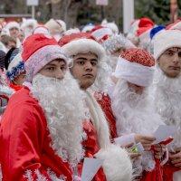 Суровые Адыгейские Деды морозы :: Андрей Печерский