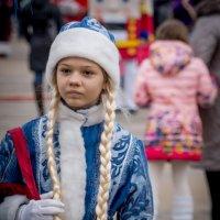 Снегурочка. :: Андрей Печерский