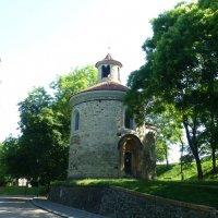 Ротонда св. Мартина в Вышеграде :: Наиля