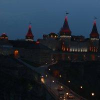 вечірня стара фортеця :: Евгений Гузов