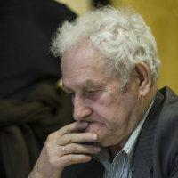 """из серии """"Портреты шахматистов"""" :: Василий Либко"""