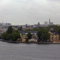 Набережные Стокгольма-6 :: Александр Рябчиков