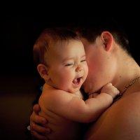 Любовь отца. :: Evgeniy Prosvirkin