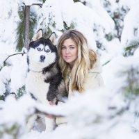 Зима :: Любовь Лебедева