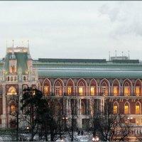 Большой Царицынский дворец (панорама) :: Alex Sash