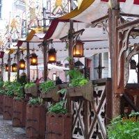 Старый город (Таллин ) дождливый вечер :: Наталья