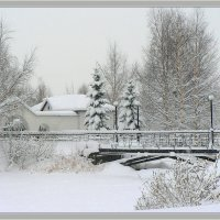 Зима. :: Екатерина Артамонова