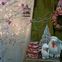 скоро Новый год. :: Olga Grebennikova