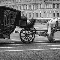 Конный экипаж. :: Vladimir Kraft