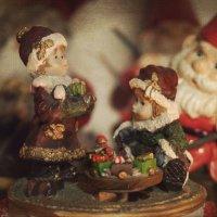 Рождественская шкатулка. :: Елена Kазак