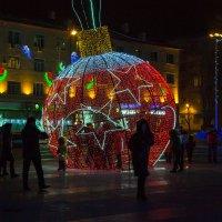 Караганда подготовка к новому году :: Сергей Kozlov