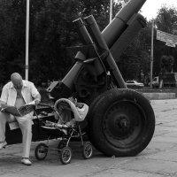 Когда пушки молчат... :: Александр Лядов